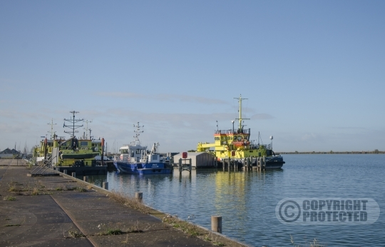 Werkeiland  Lelystad Haven
